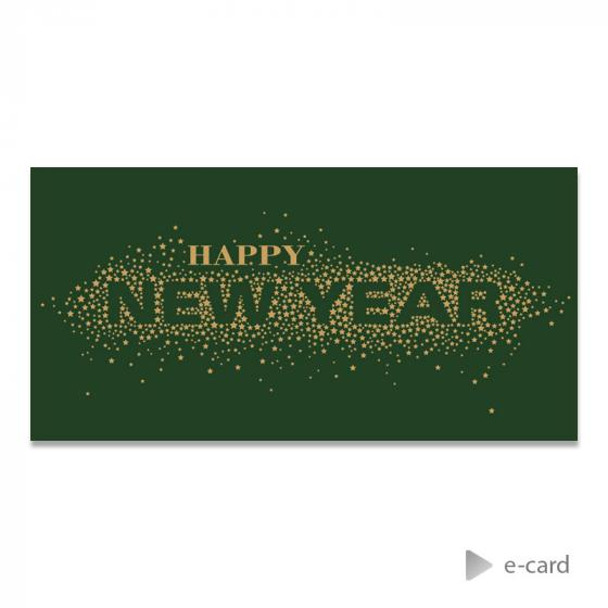 E-card Happy New Year
