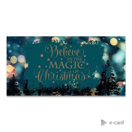 E-Card Magic Christmas